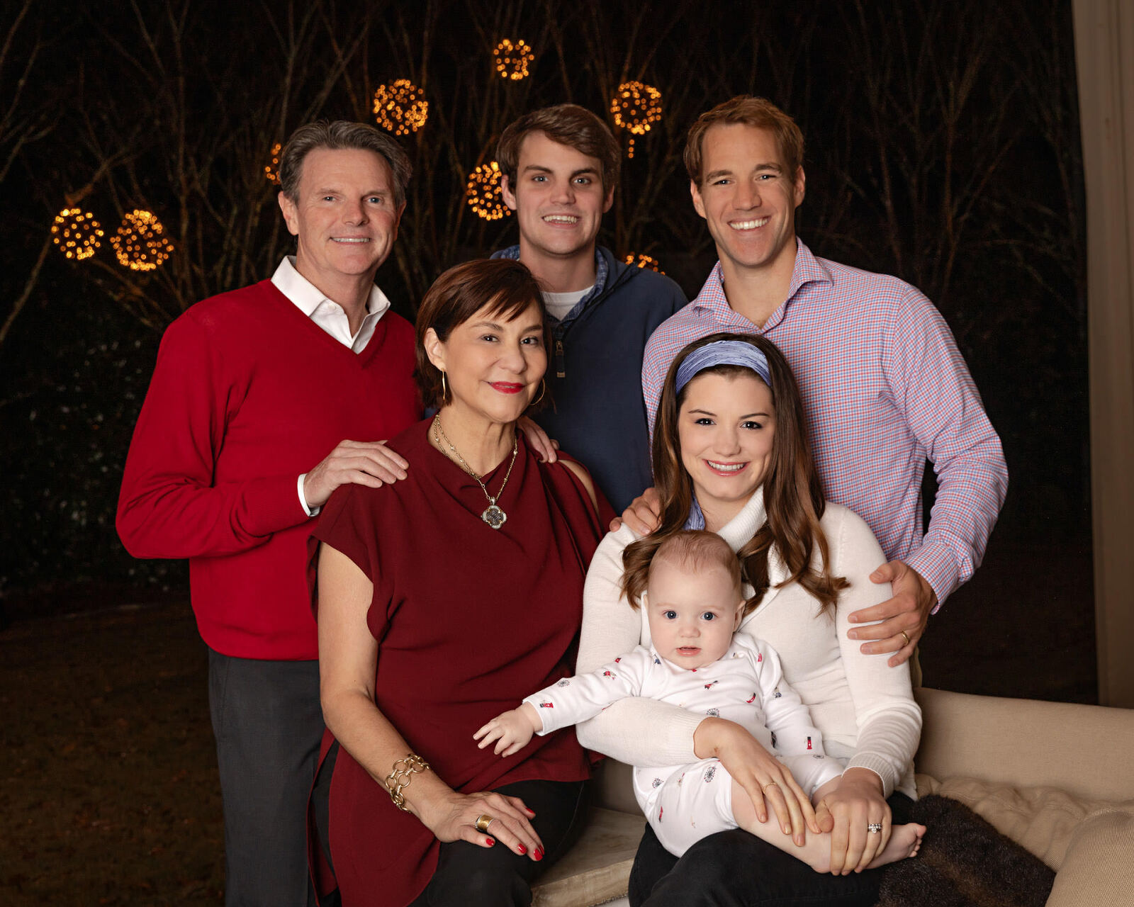 Family photography picture by Irene Gardner in Birmingham, Alabama
